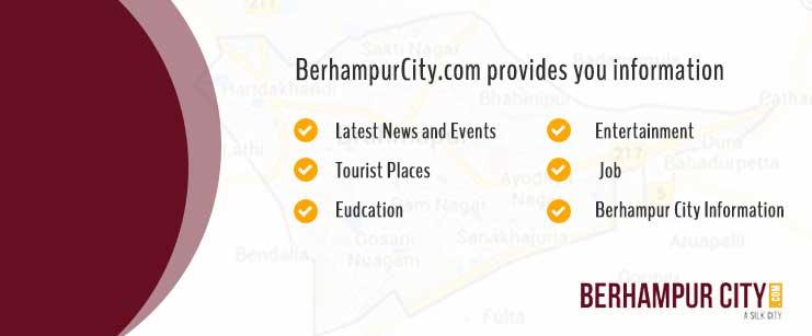 Berhampur City
