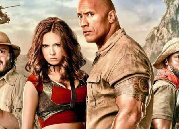 Jumanji The Next Level Movie