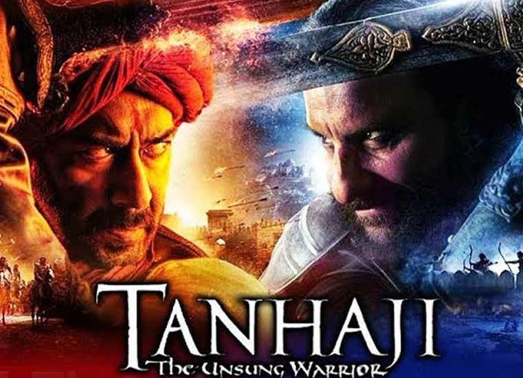 Tanhaji The Unsung Warrior Movie